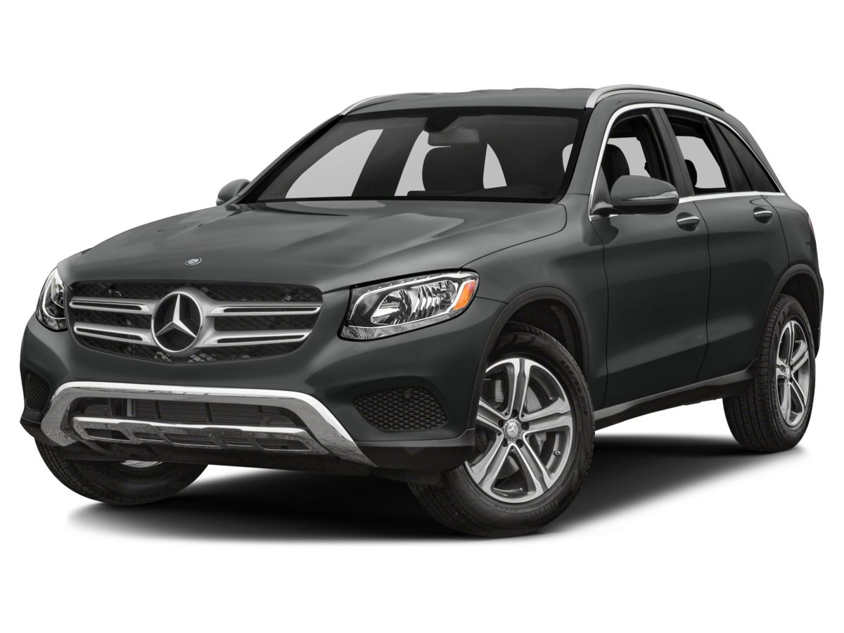 Certified Pre Owned 2017 Mercedes Benz Glc 300