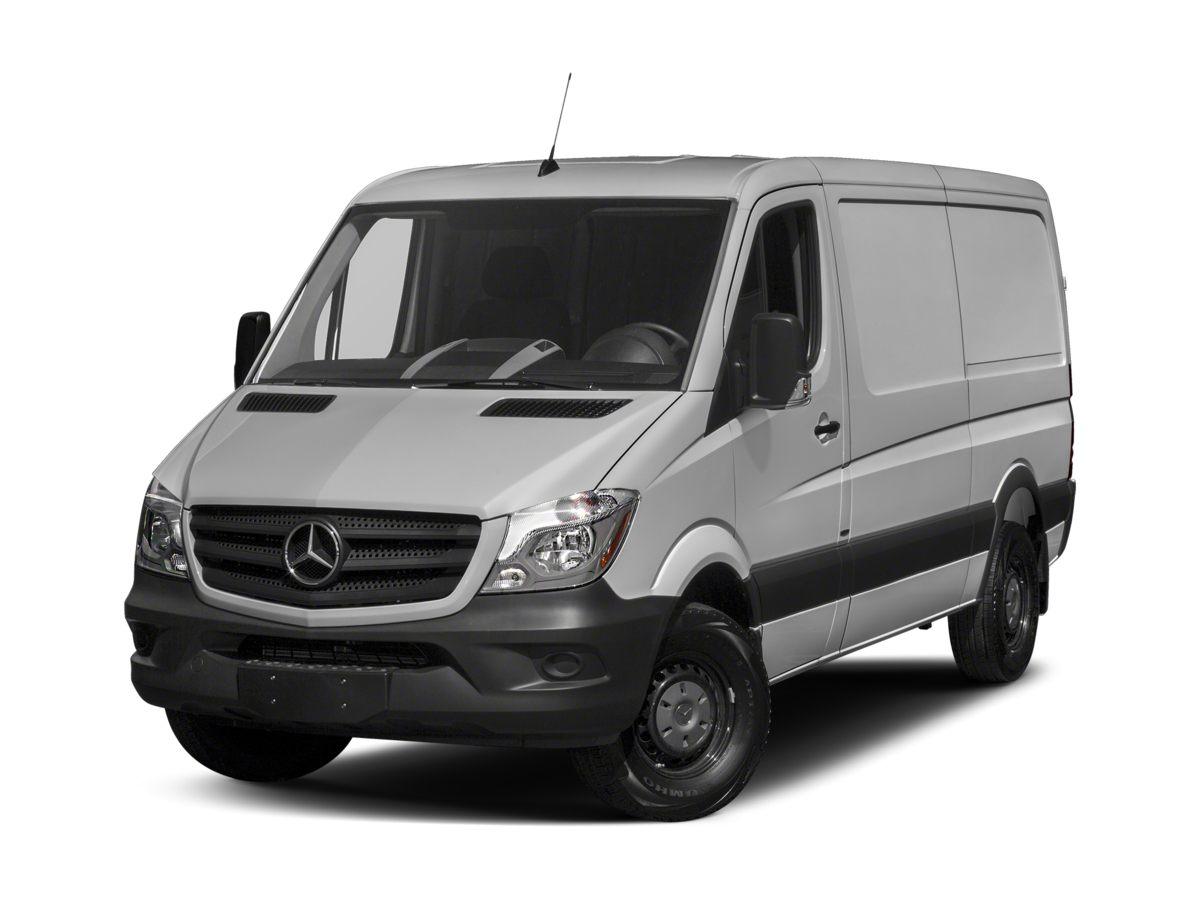 New Mercedes-Benz Sprinter 2500 Cargo Van