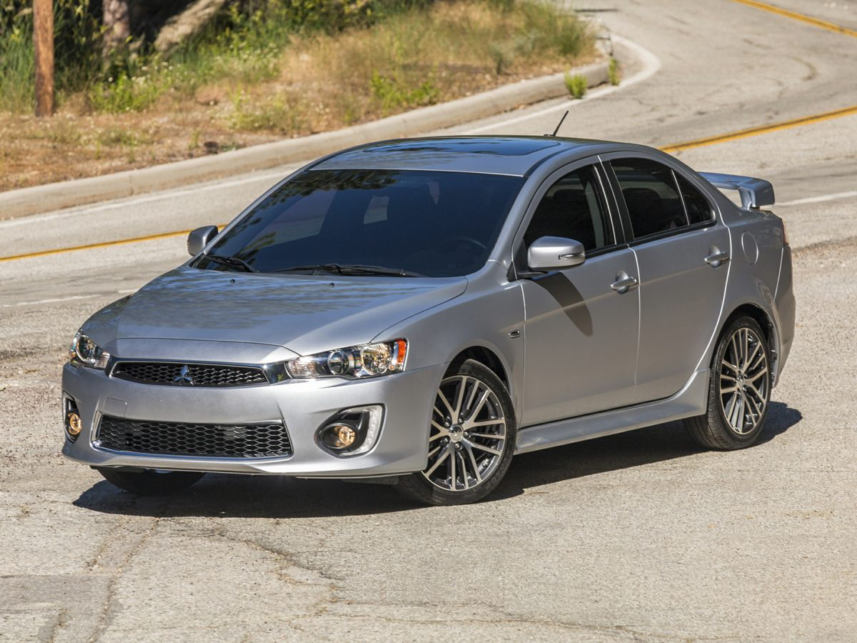 2017 Mitsubishi Lancer ES Red 2017 Lancer ES Red2433mpgWith Some available options like feat