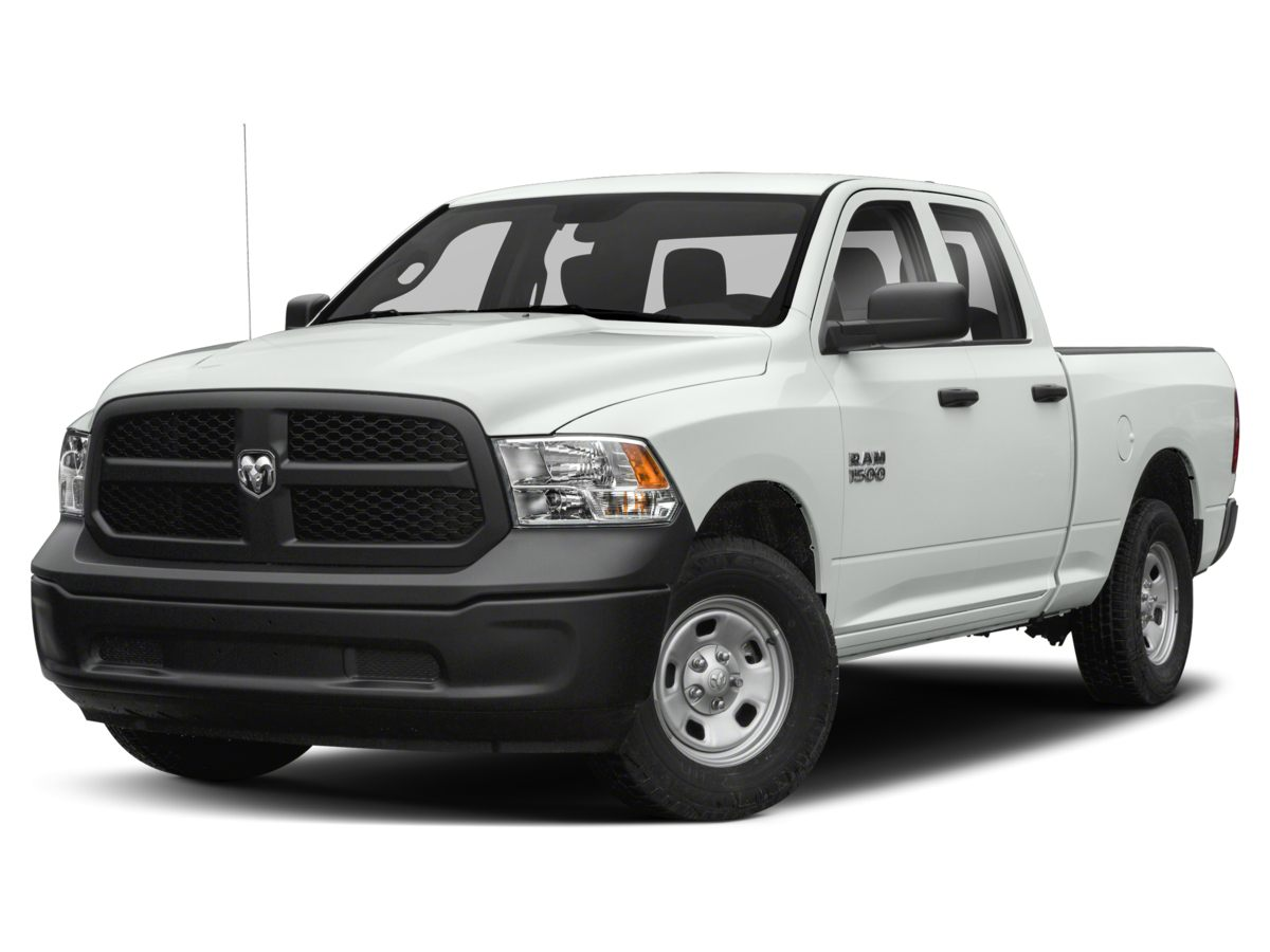 2014 Dodge Ram 1500 Tradesman Gray 321 Rear Axle RatioHeavy Duty Vinyl 402040 Split Bench Sea