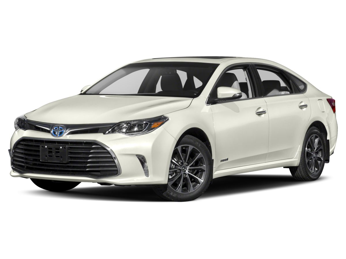2016 Toyota Avalon White 4-Wheel Disc BrakesAir ConditioningElectronic Stability ControlFront