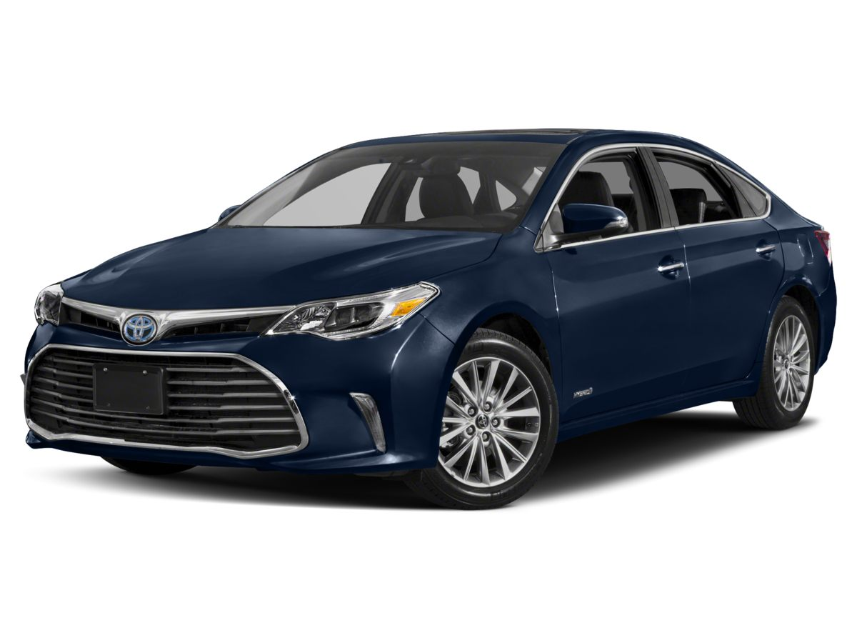 2017 Toyota Avalon Hybrid Limited Price includes 3000 - TMS Customer Cash - Gulf Exp 090520