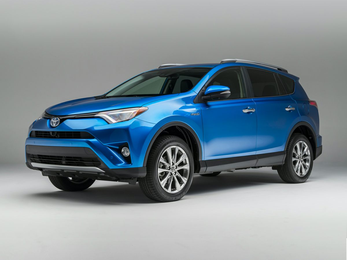 2017 Toyota RAV4 Hybrid XLE Silver Price includes 1500 - TMS Customer Cash - Gulf Exp 0228