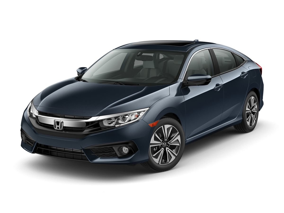 2017 Honda Civic EX-L Silver Move quickly Nice car How sweet of a deal is this Just in this a