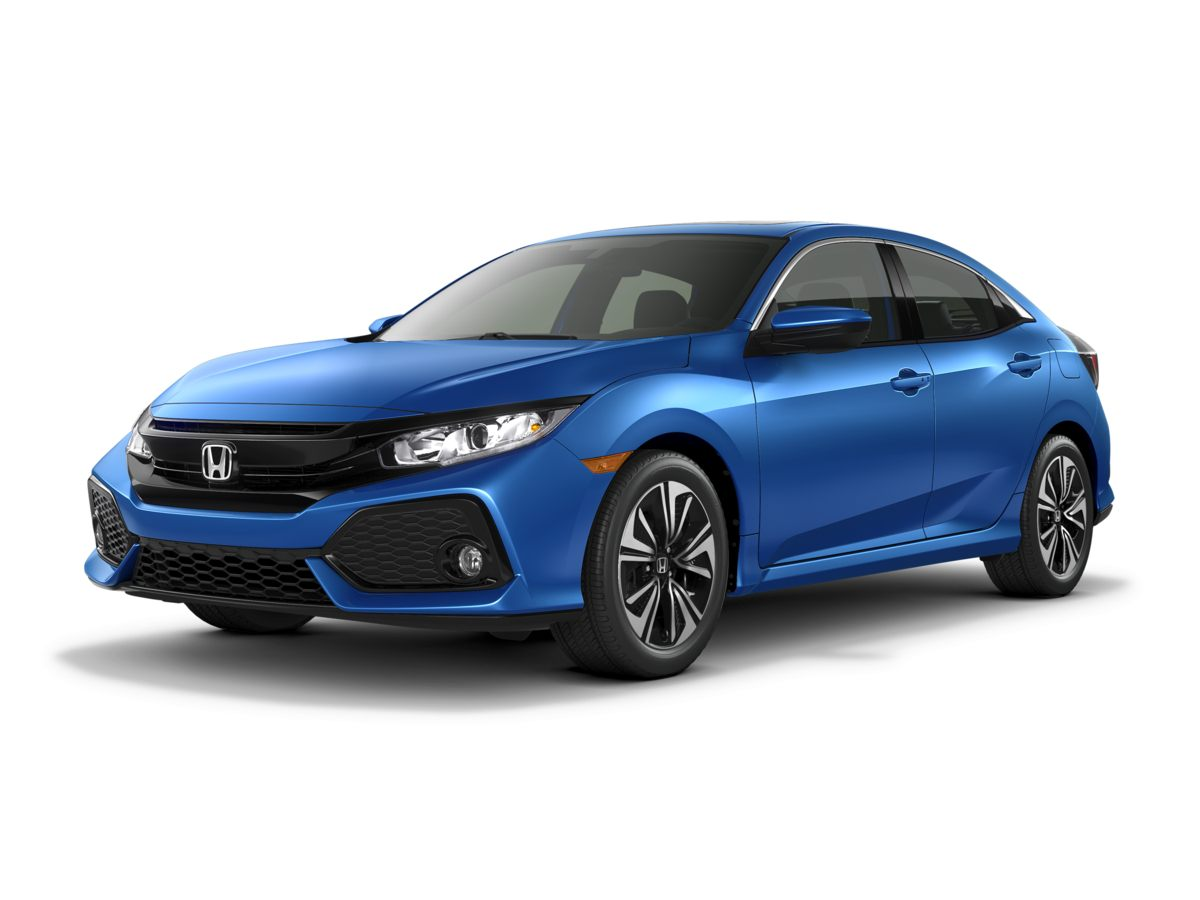 2017 Honda Civic EX Blue Power to spare All aboard Put down the mouse because this good-looking