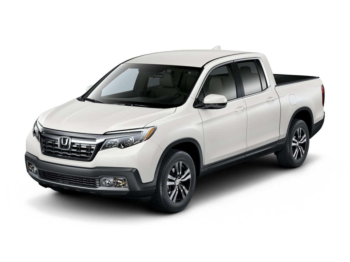 2017 Honda Ridgeline RTL Gray Honda FEVER You NEED to see this truck This is the vehicle for yo