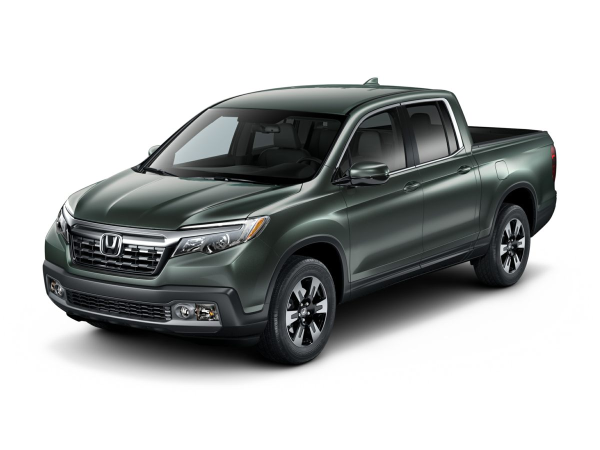 2017 Honda Ridgeline RTL-T White Gasoline Crew Cab This good-looking 2017 Honda Ridgeline is th