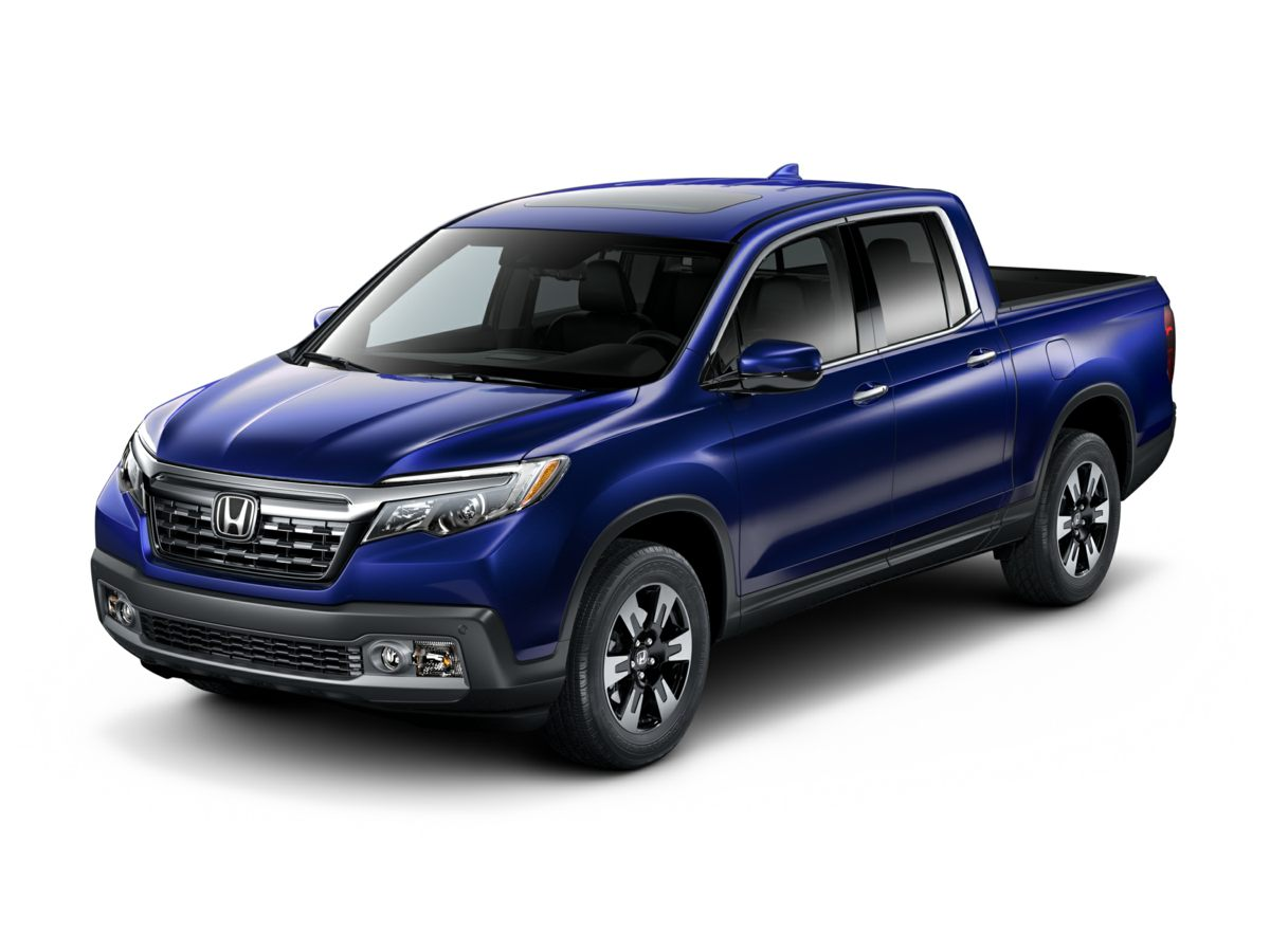 2017 Honda Ridgeline RTL-E Gray GPS Nav Crew Cab Imagine yourself behind the wheel of this char