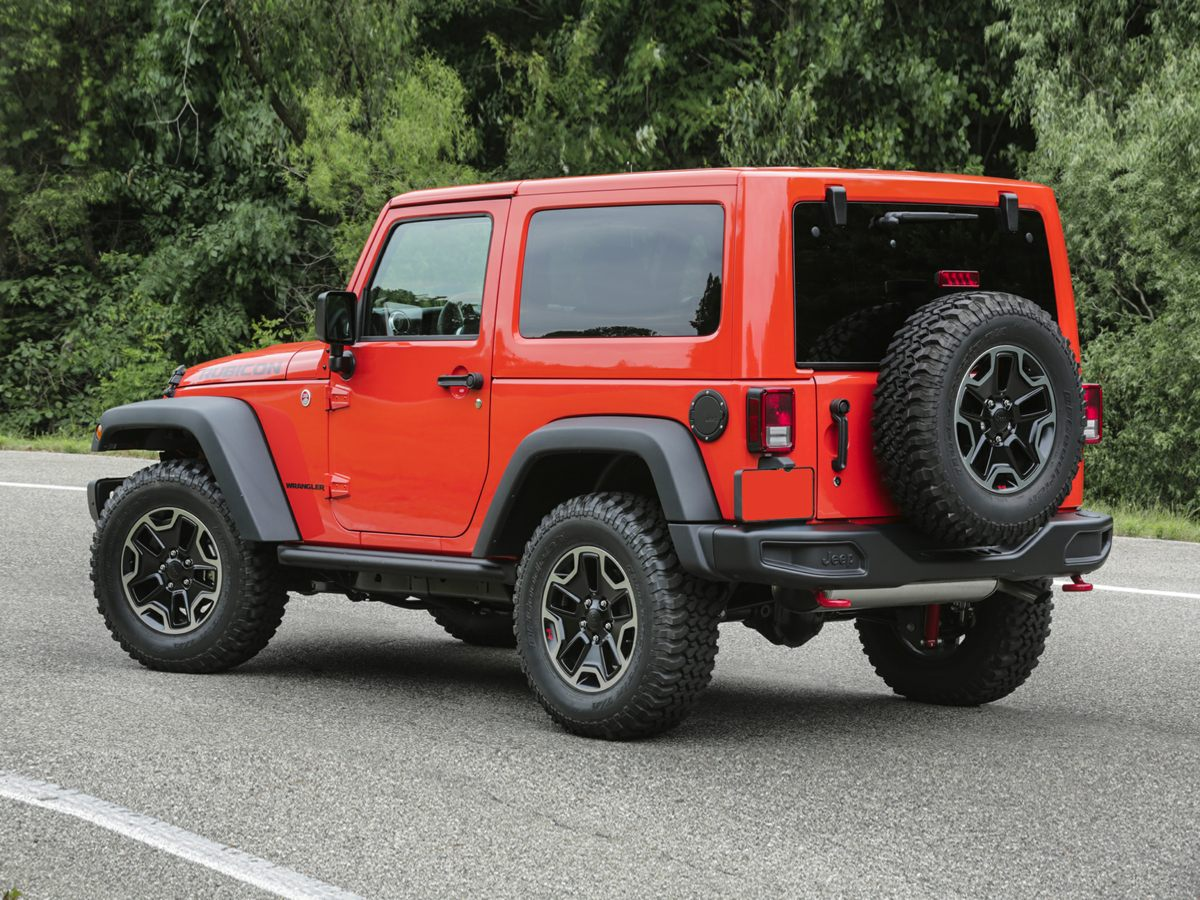 Used 2018 Jeep Wrangler JK