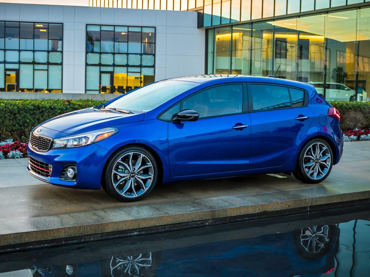 2017 Kia Forte LX Blue 2017 Kia Forte LX 20L I4 DOHC Dual CVVTINCLUDED FEATURES  OPTIONS LX