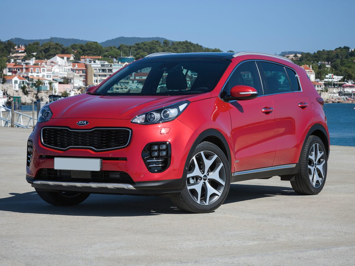 2017 Kia Sportage Red 3064 Axle RatioFront Bucket SeatsCarpet Floor MatsCargo Net4-Wheel Dis