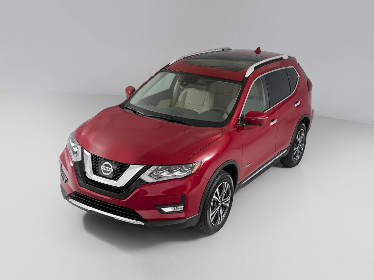 2017 Nissan Rogue Gray 4-Wheel Disc BrakesAir ConditioningElectronic Stability ControlFront Bu