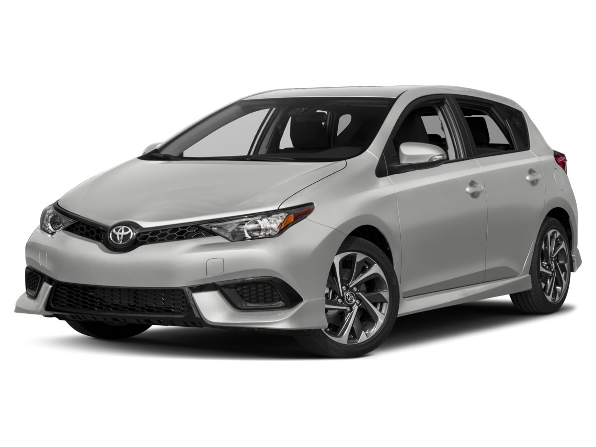 2017 Toyota Corolla iM Base Silver CARFAX One-Owner Clean CARFAX Classic Silver Metallic 2017 T