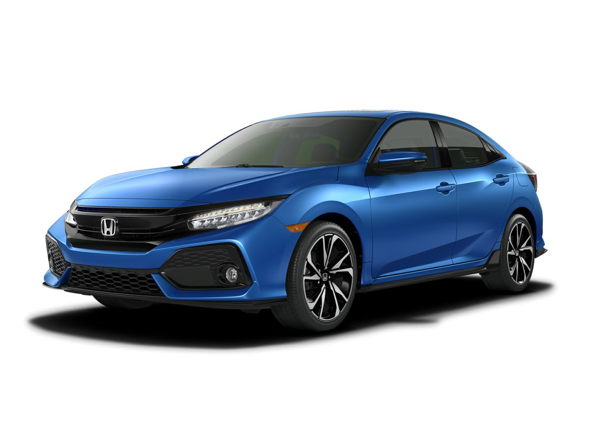2018 Honda Civic Sport Touring Blue Fuel savings incentivizes your driving pleasure Outstanding