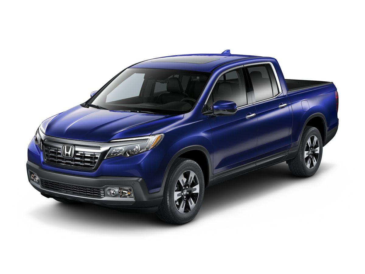 2018 Honda Ridgeline RTL-E 2018 Honda Ridgeline RTL-E Gry Lth    425 Axle RatioWheels 18 Exc