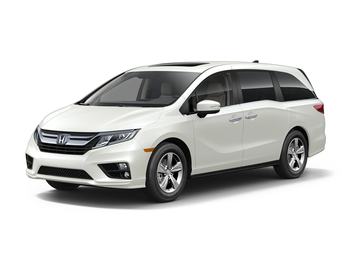 2018 Honda Odyssey EX-L Black Has sticking power Take hold of the road with advanced stability a