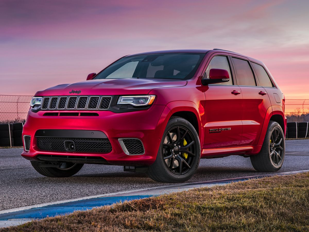 Used 2018 Jeep Grand Cherokee