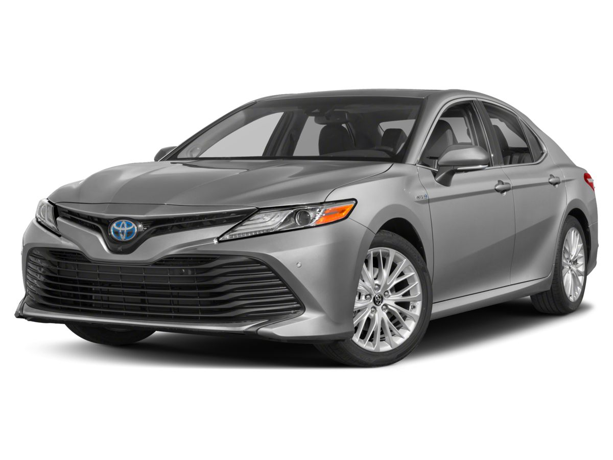 2018 Toyota Camry Hybrid XLE Red    25L I4 Hybrid DOHC and BlkQuilted Perf Lth St T The Charle