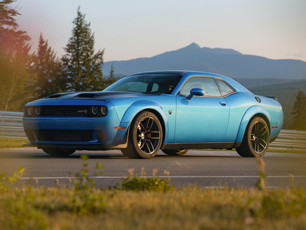 Dodge Challenger Srt Hellcat >> New 2019 Dodge Challenger Srt Hellcat Redeye Widebody