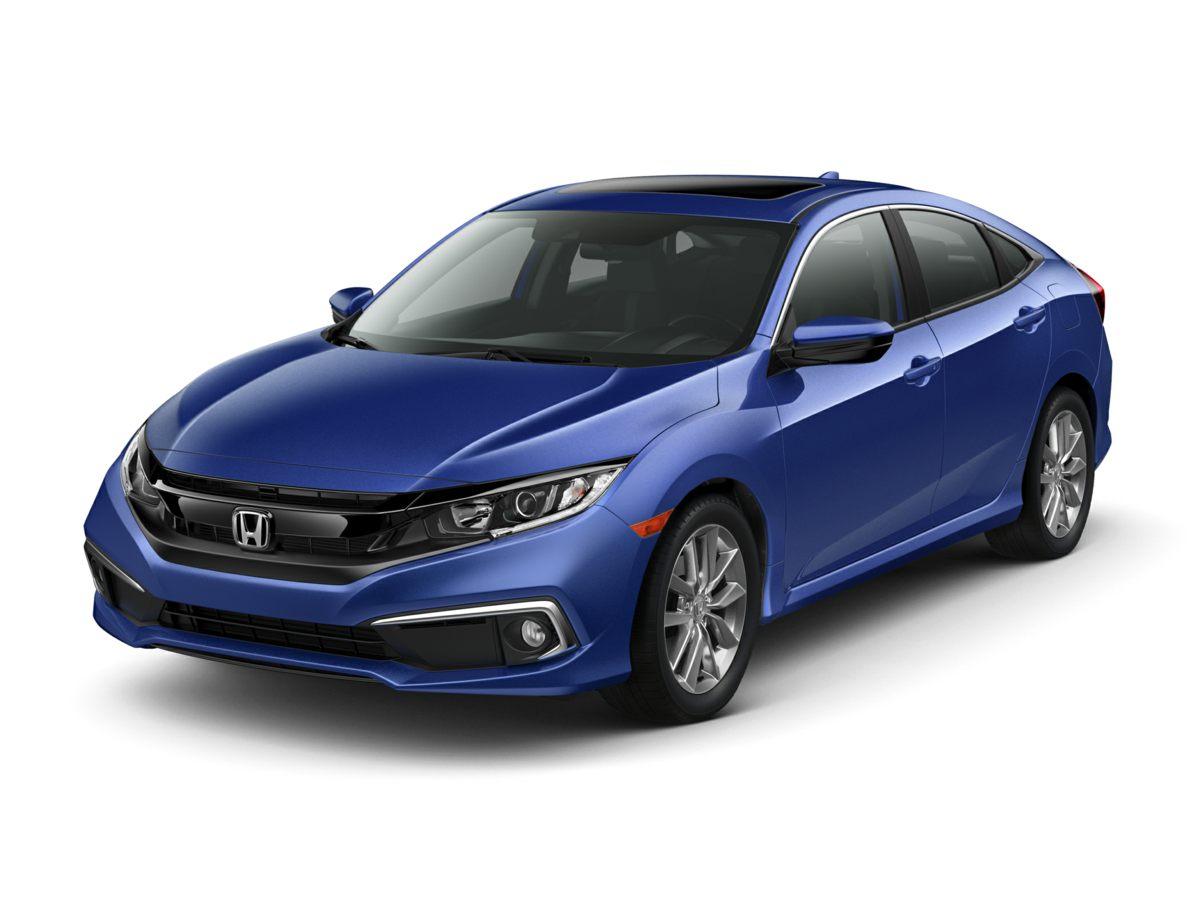2021 Honda Civic EX 4D Sedan
