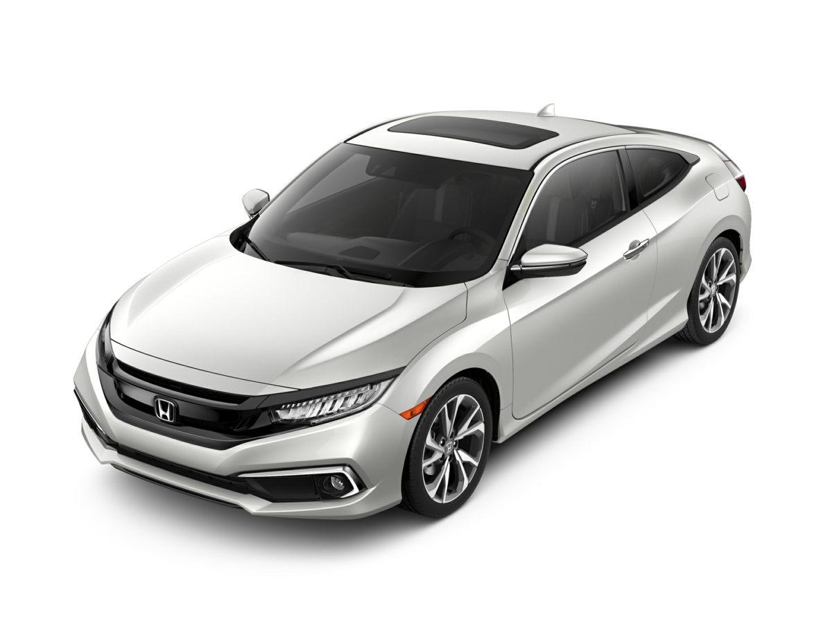 2019 Honda Civic Touring Beige Reclining Heated Front Bucket SeatsLeather Se