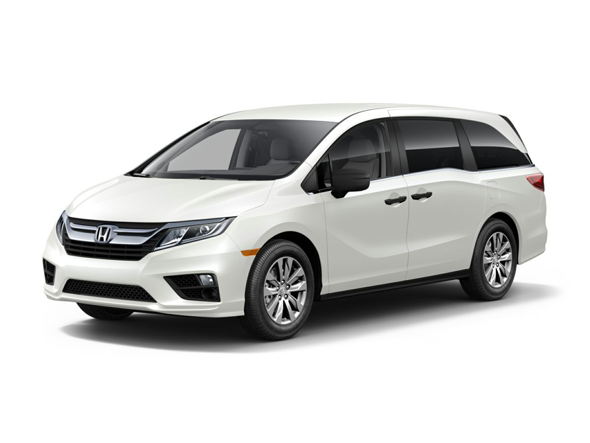 2019 Honda Odyssey LX Gray 433 Axle RatioFront Bucket SeatsCloth Seat TrimRadio 160-Watt AM