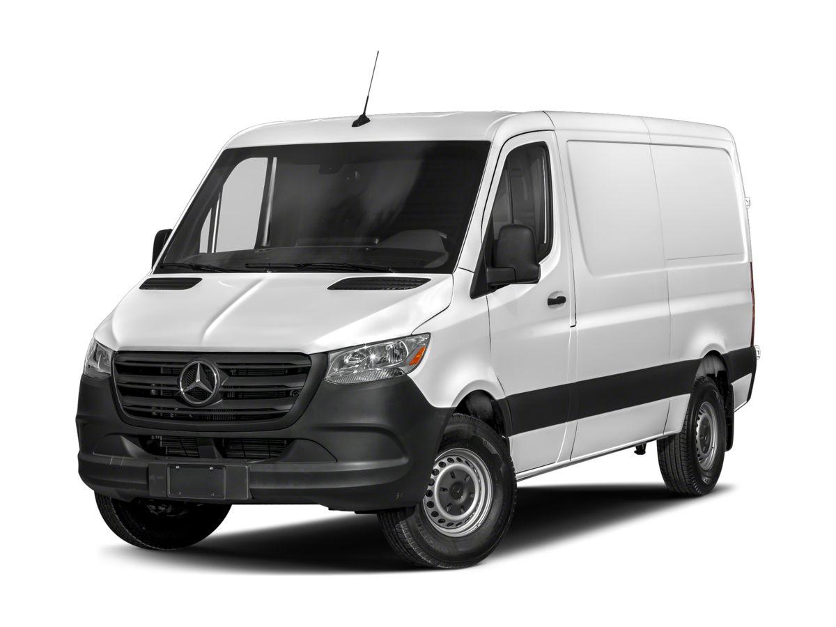 Mercedes Benz Minivan >> New 2019 Mercedes Benz Sprinter 2500 Cargo Van Four Wheel Drive Cargo Van
