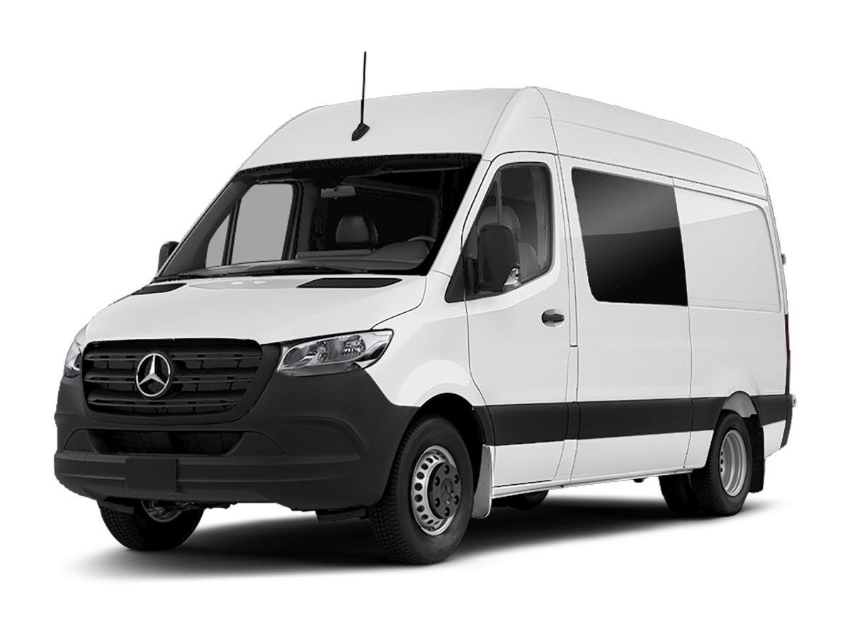 New 2019 Mercedes-Benz Sprinter
