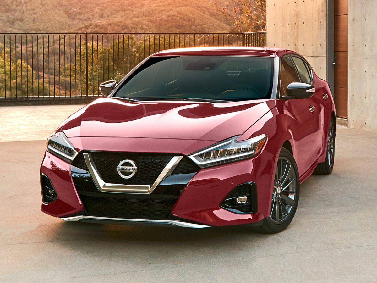 2020 Nissan Maxima 3.5 S
