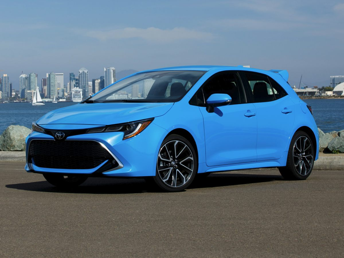 2019 Toyota Corolla Hatchback XSE Price includes 1000 - TMS Customer Cash - Gulf Exp 022820