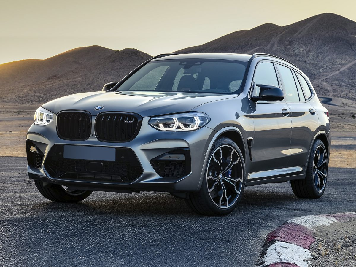 Bmw X3 M Sport >> New 2020 Bmw X3 M Competition With Navigation Awd