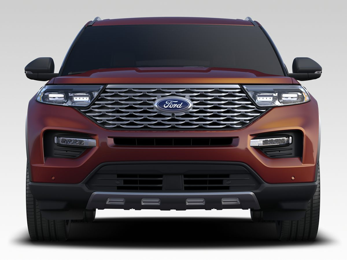 2020 Ford Explorer XLT Slide