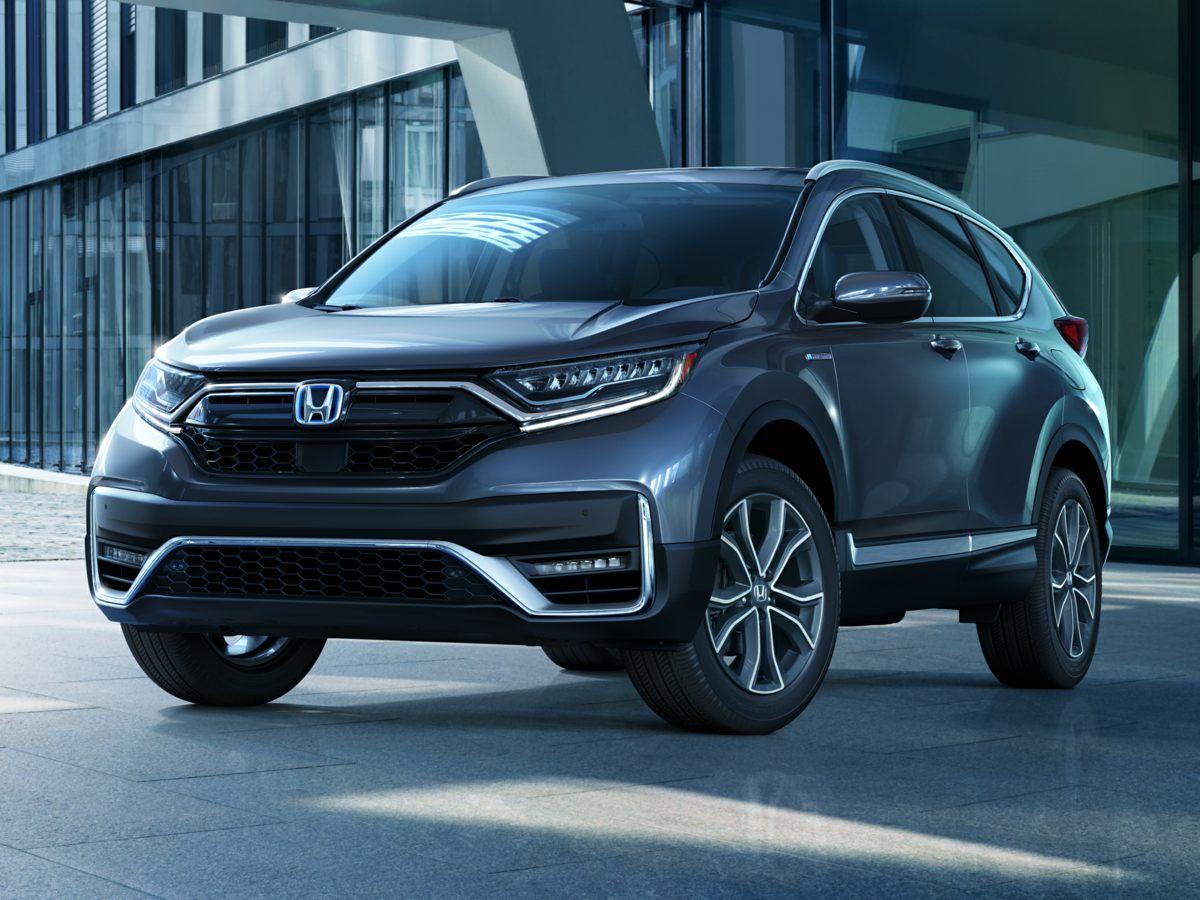 New 2022 Honda CR-V Hybrid