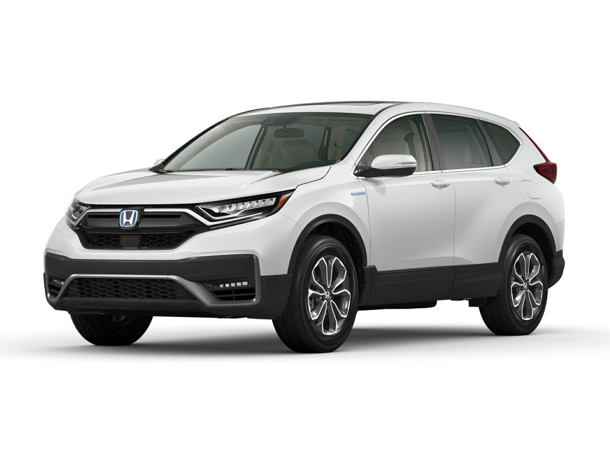 New 2021 Honda CR-V Hybrid 4D Sport Utility
