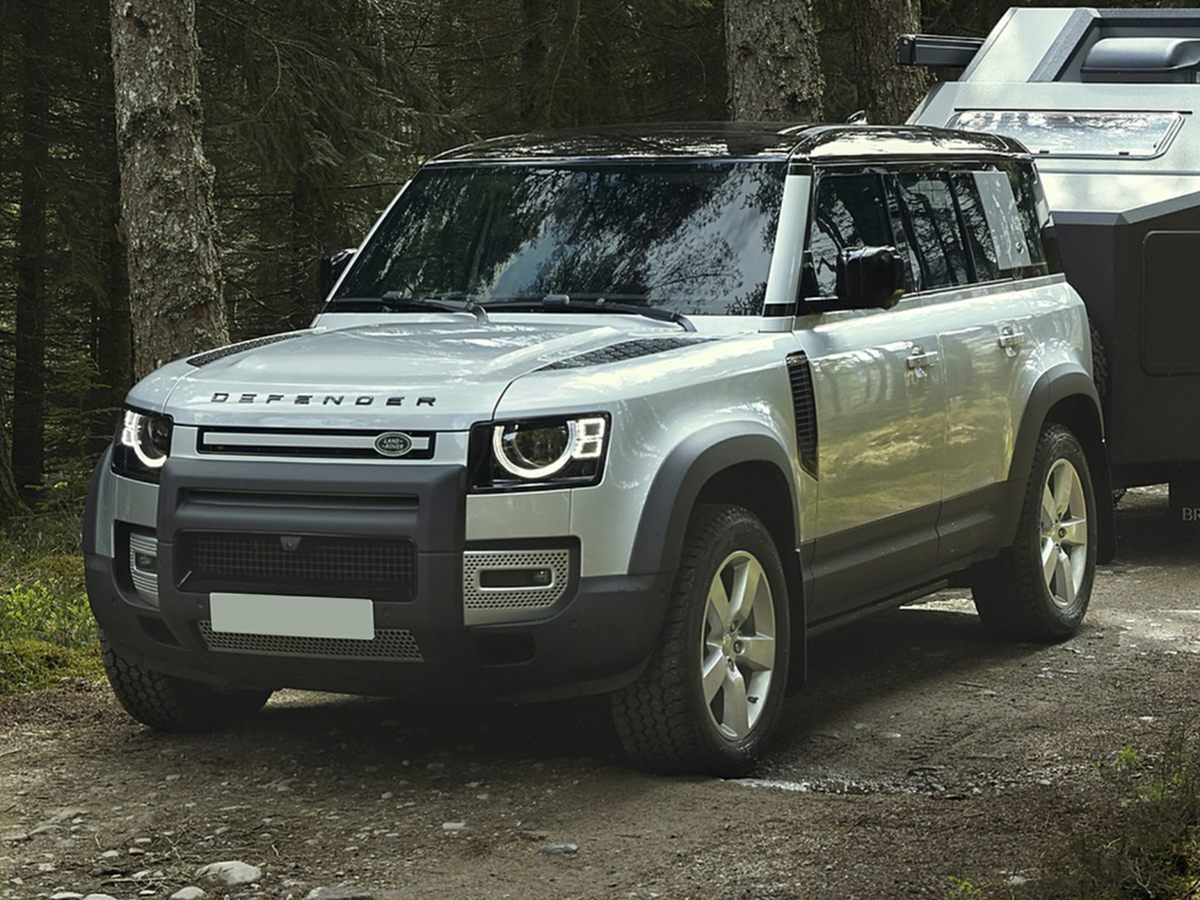 New 2020 Land Rover Defender 110