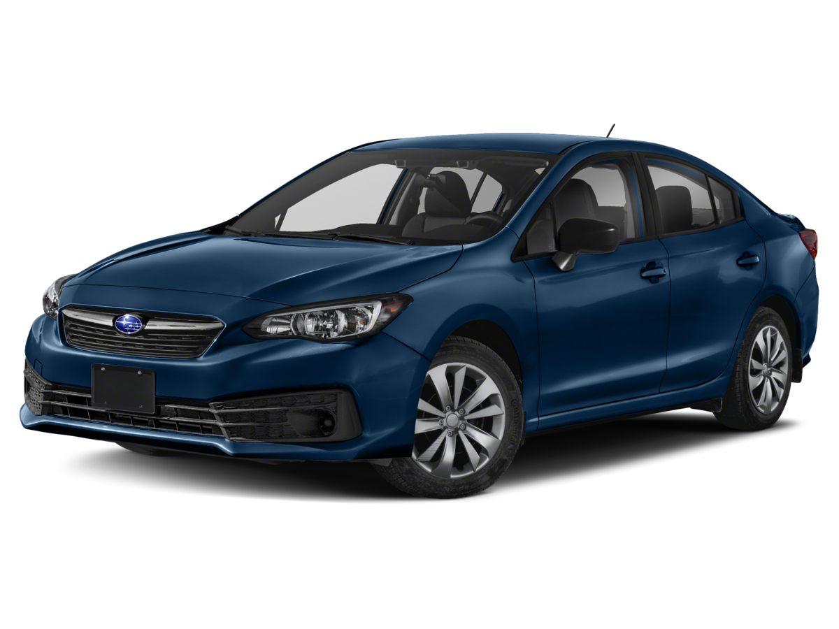 2021 Subaru Impreza Limited 4D Sedan