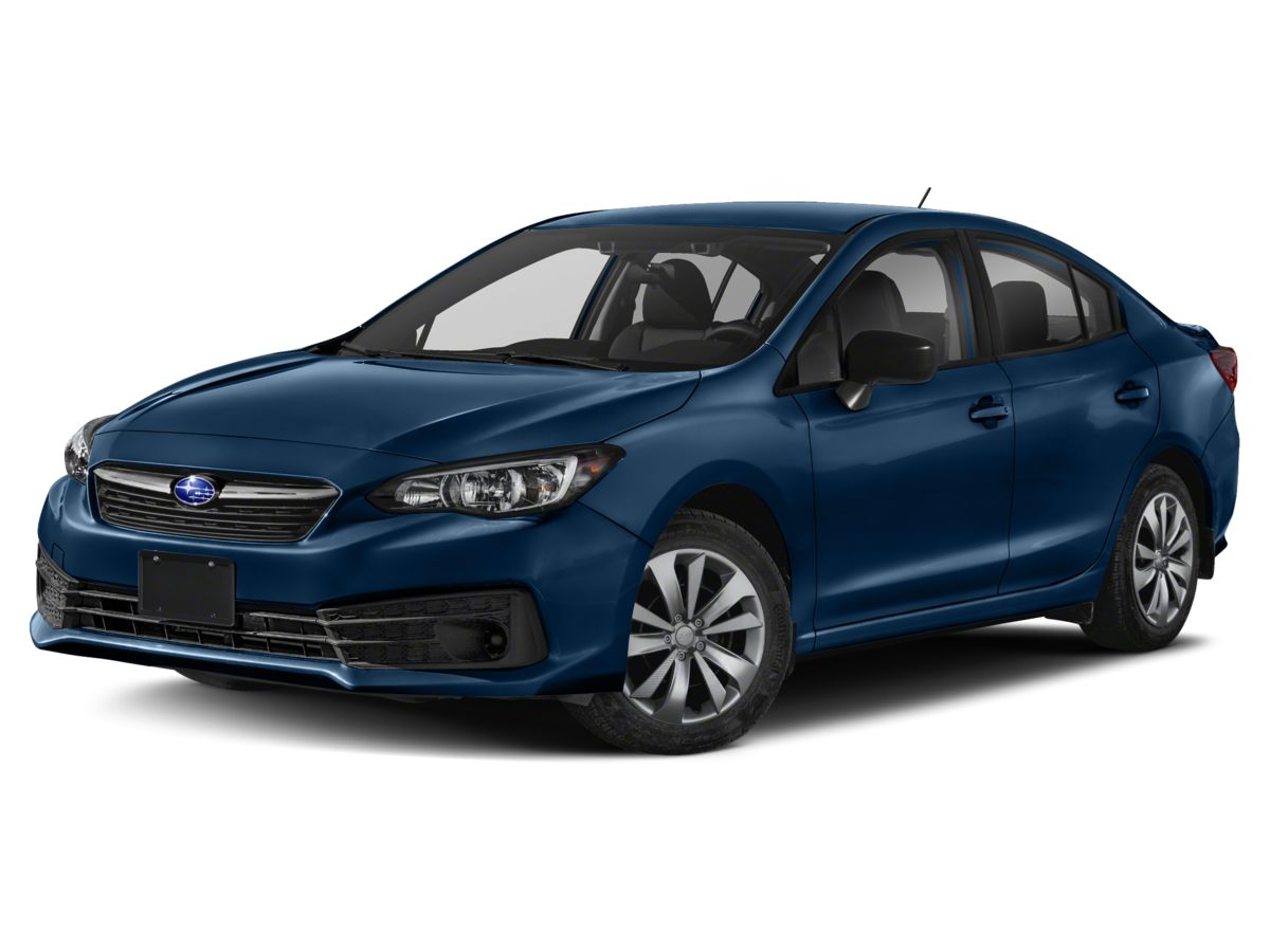 2020 Subaru Impreza Premium 4D Sedan