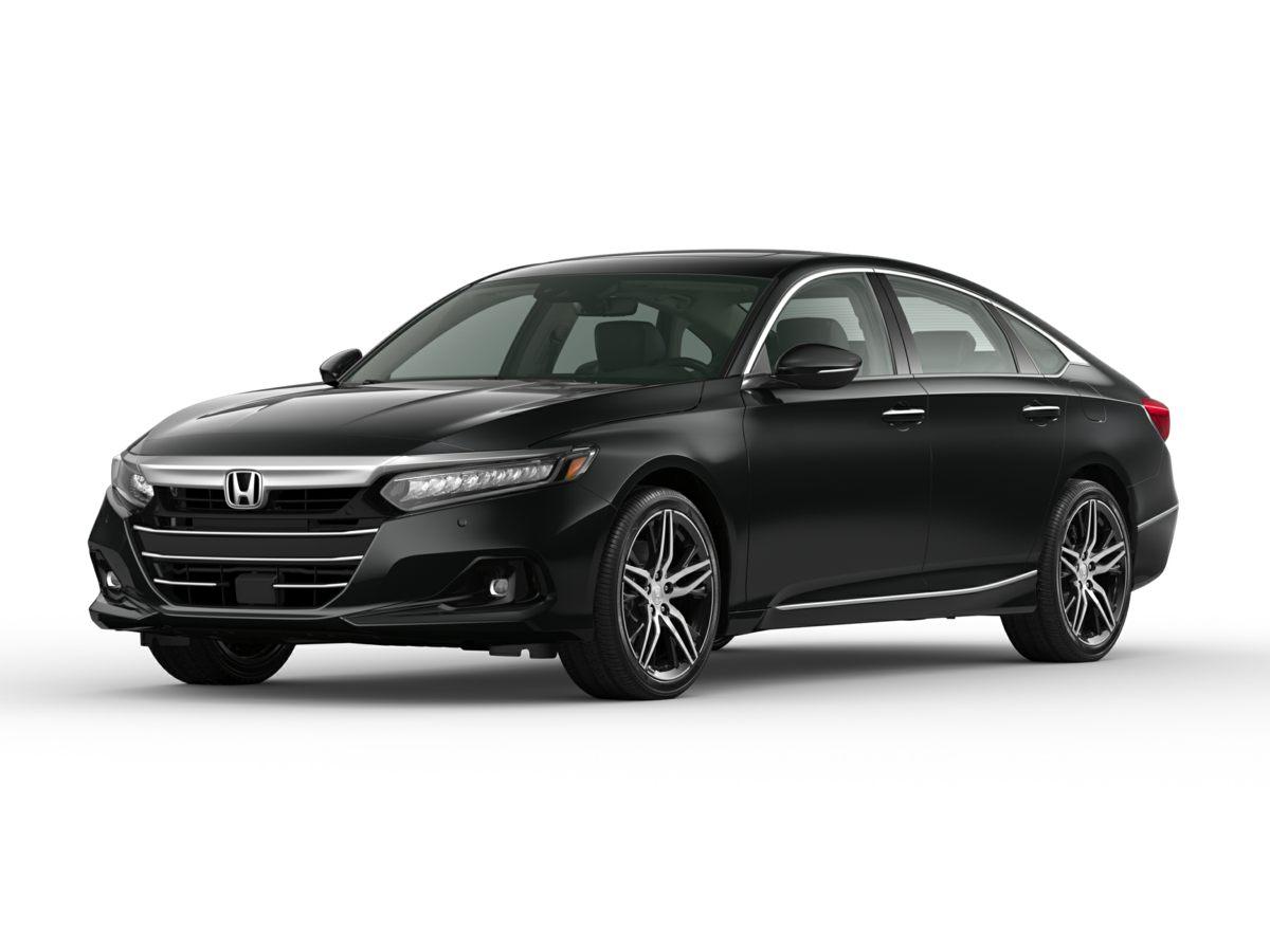 New 2021 Honda Accord 4D Sedan