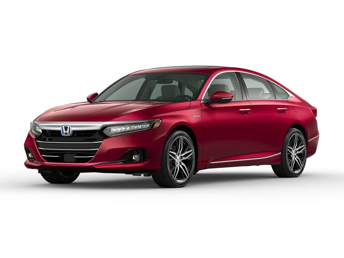 New 2021 Honda Accord Hybrid 4D Sedan