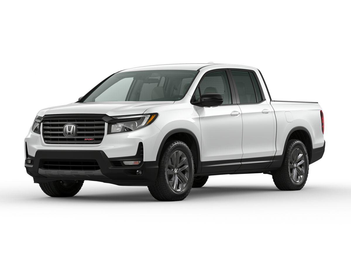 New 2021 Honda Ridgeline