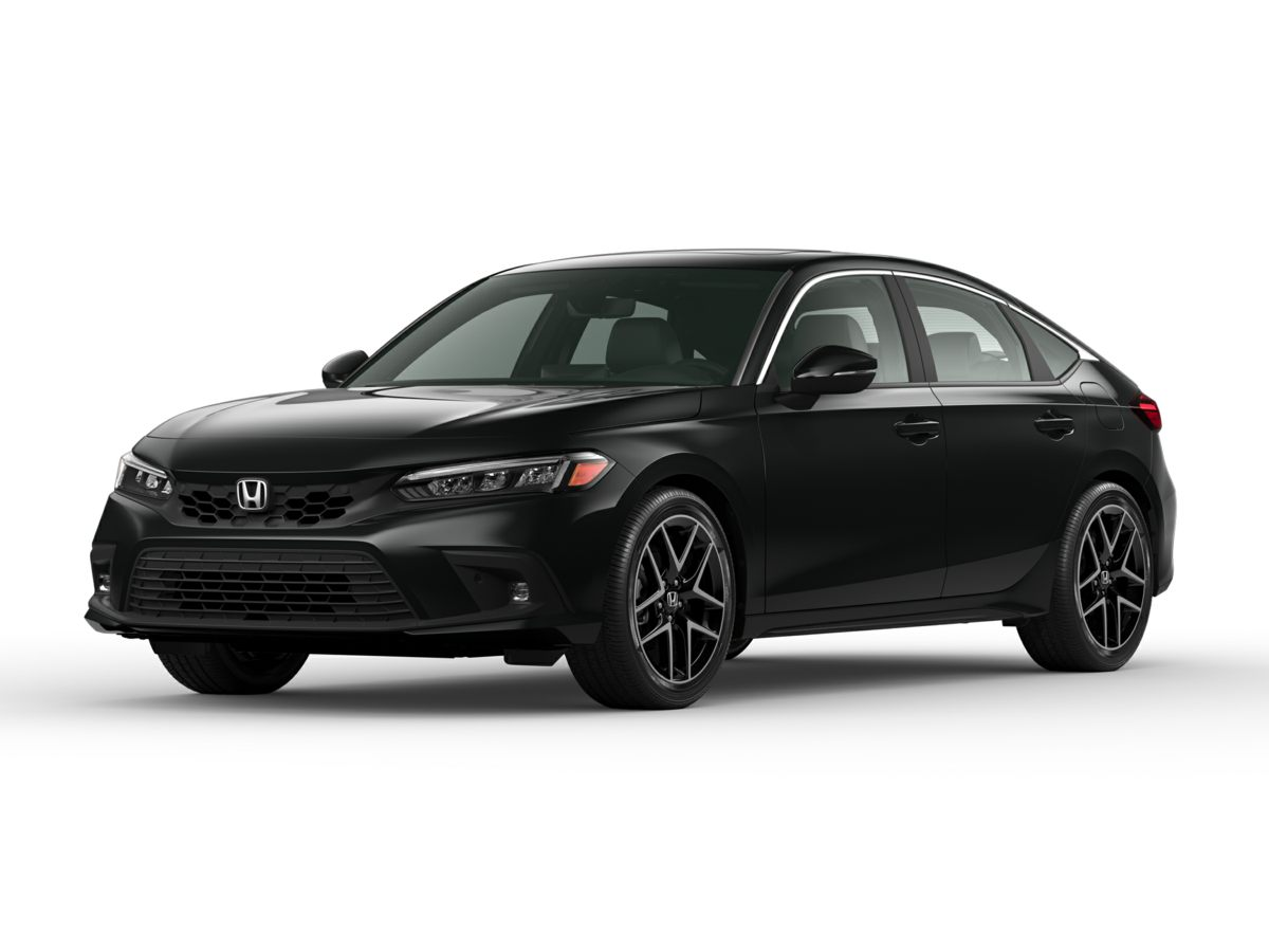 New 2022 Honda Civic 4D Hatchback