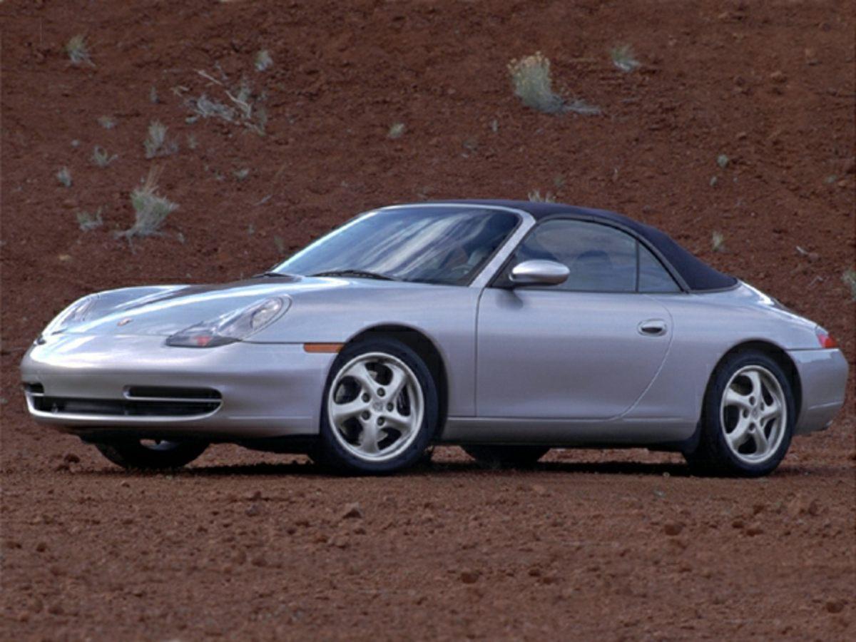 2000 Porsche 911 Carrera CARRERA BLACK Convertible roof lining