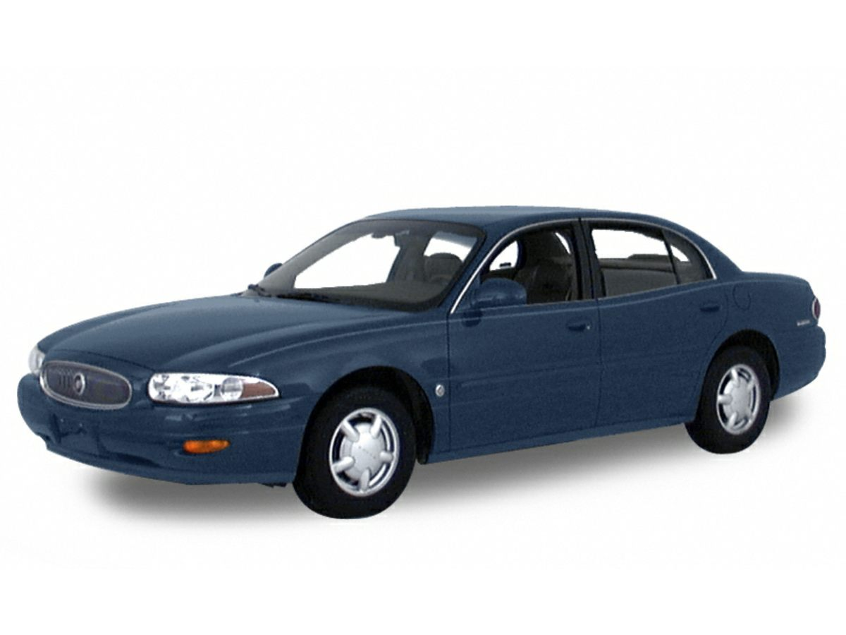 2000 Buick Lesabre 4dr Sdn Limited BLUE