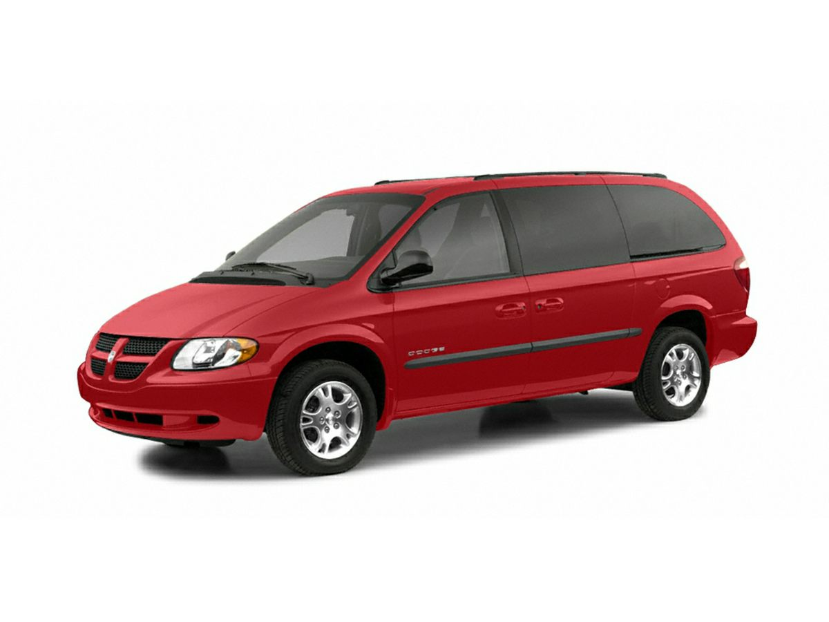 "2003 Dodge Caravan 4dr Grand Sport 119"" WB BLUE"