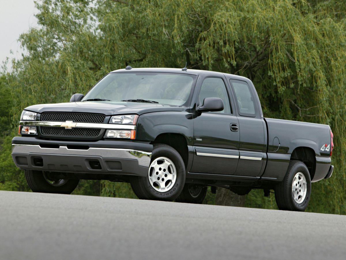"""2006 Chevrolet Silverado 1500 Reg Cab 119.0"""" WB 4WD Work Truck"""