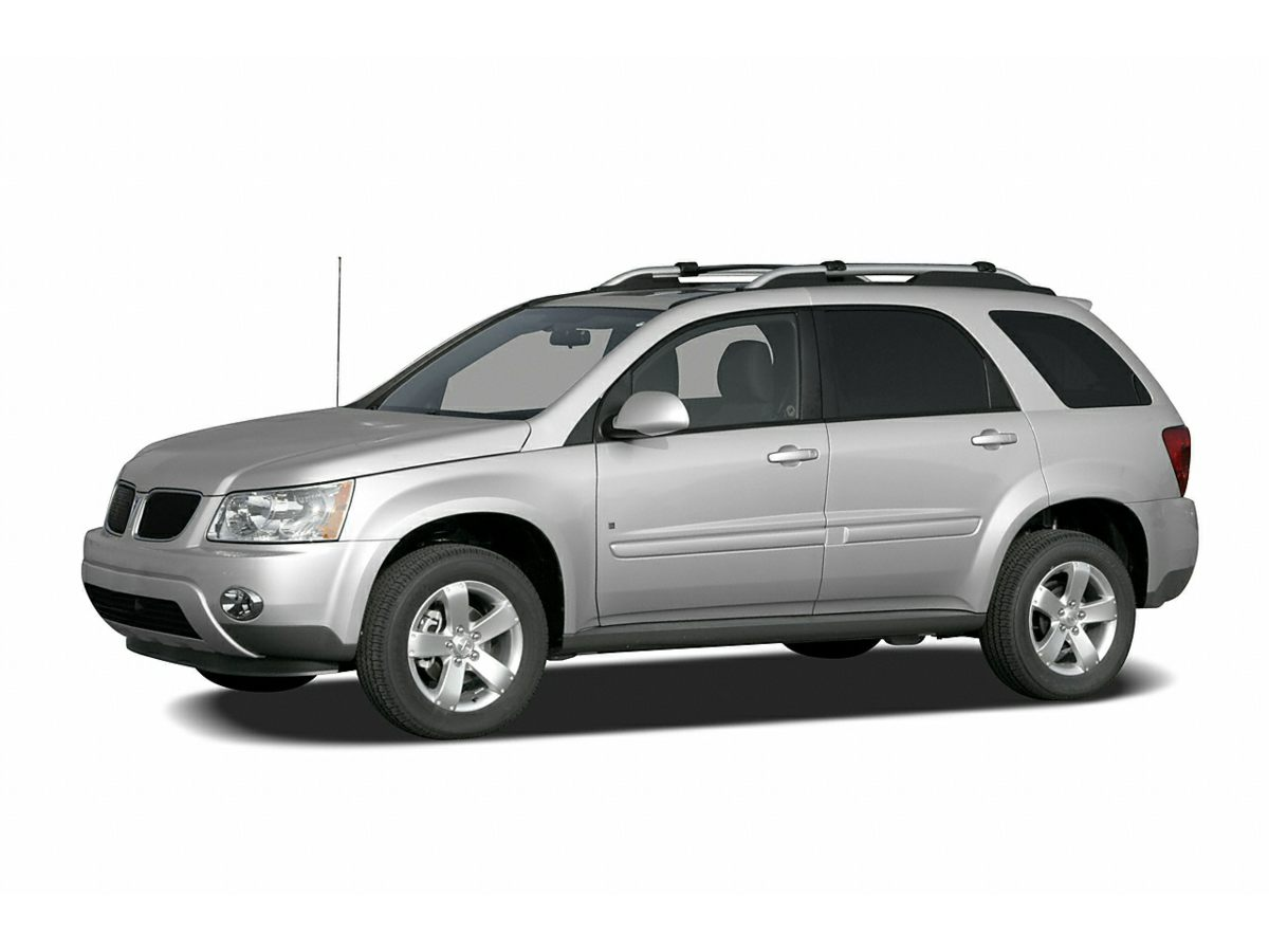 2006 Pontiac Torrent AWD 4dr BEIGE Bumpers: body-color