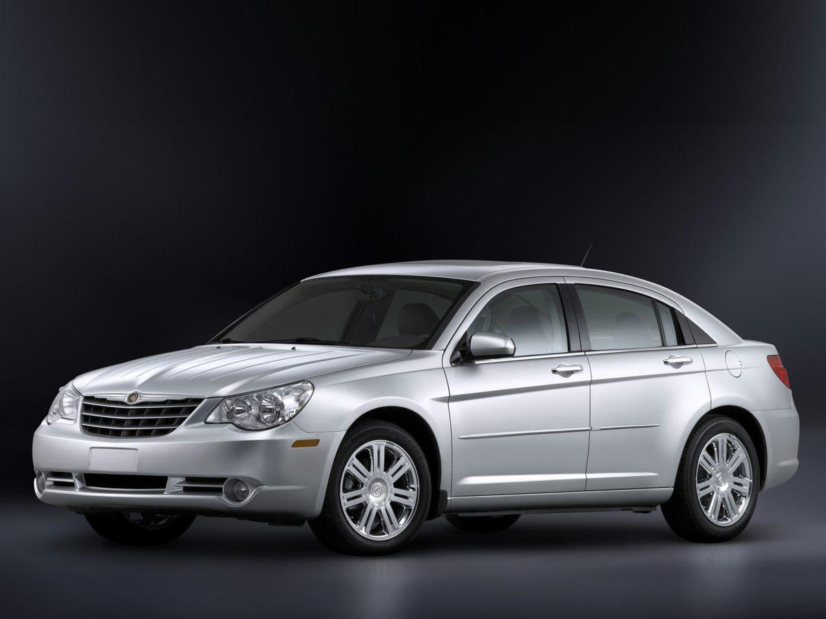 2007 Chrysler Sebring Sdn 4dr Delay-off headlights