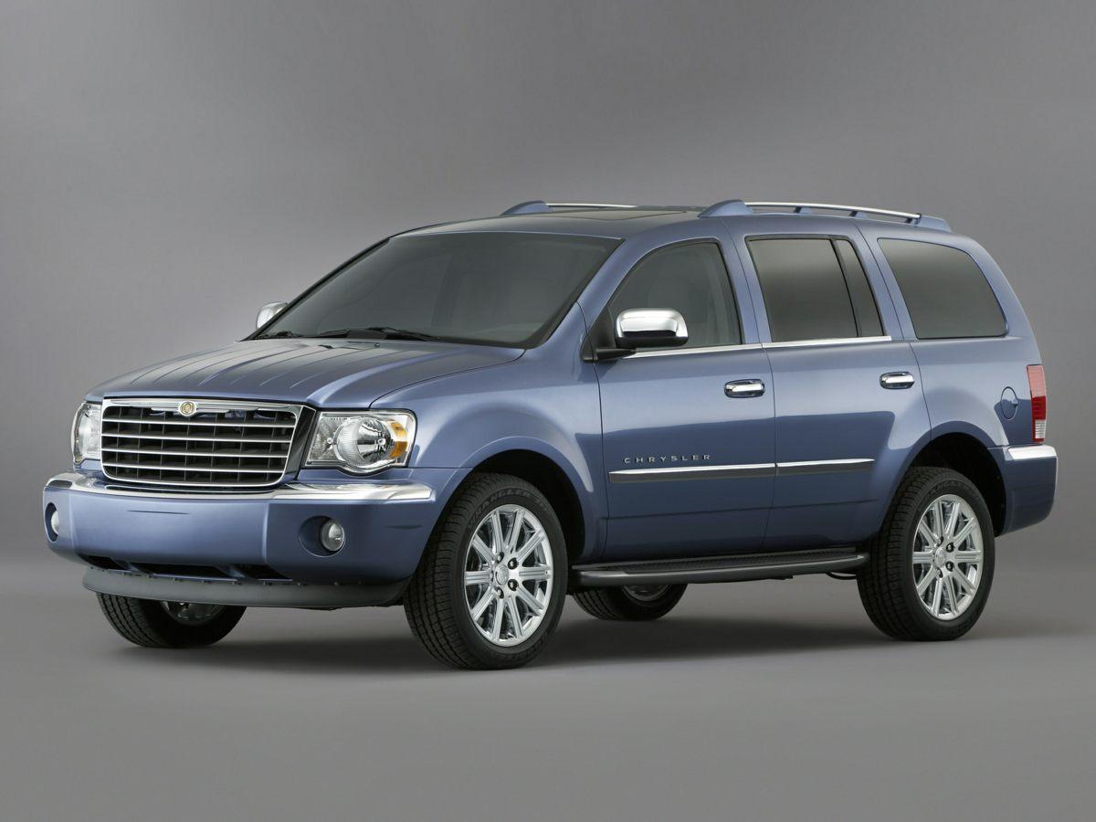 2007 Chrysler Aspen 4WD 4dr Limited Brake assist
