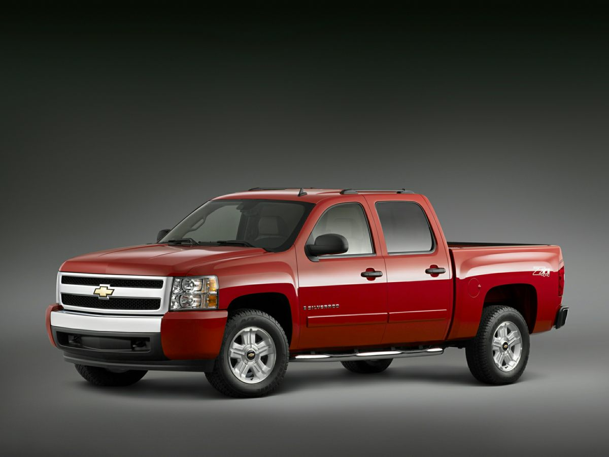 2011 Chevrolet Silverado 1500 LT WHITE Bumpers: chrome