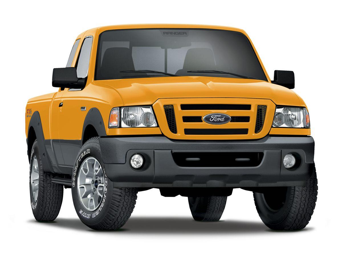 """2011 Ford Ranger 4WD 4dr SuperCab 126"""" Sport BLACK"""